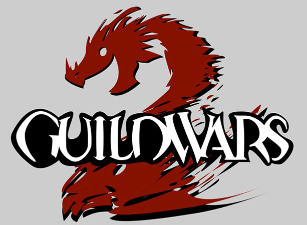guild wars 2 logo fan art