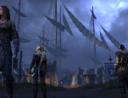 The Elder Scrolls Online Review: Story & Gameplay