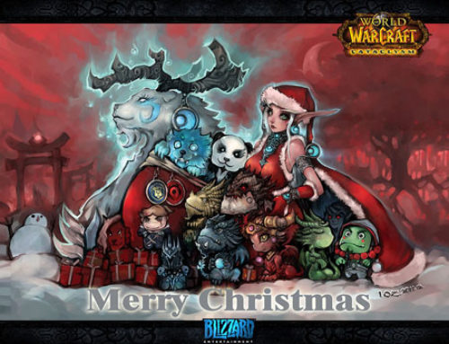 The WoW 2017 Holiday Season Events no Player should Miss